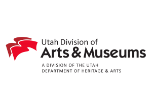 Utah-Arts-Museums-DHA-credit-Logo
